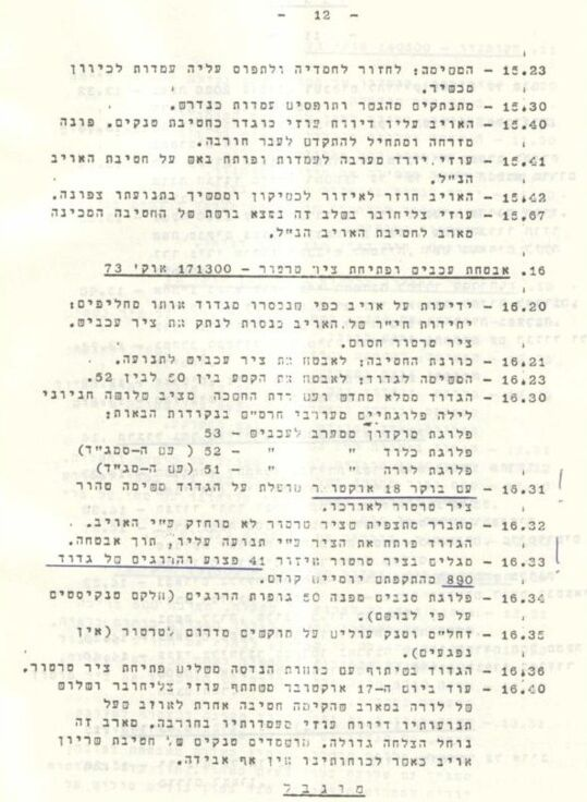 """خرائط ميدانية إسرائيلية وتقارير ومواضيع  إسرائيلية تمهيدا لموضوع """"ألثغرة"""" 16164411"""